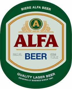 ALFA Greek Beer
