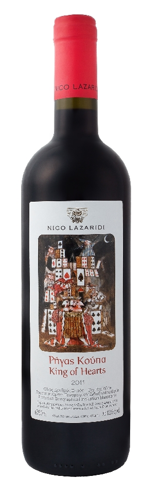 Lazaridi King of Hearts Wine