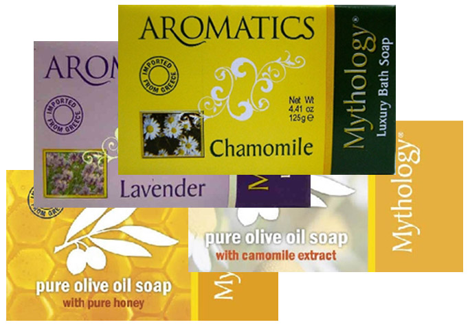 MYTHOLOGY Soap Products